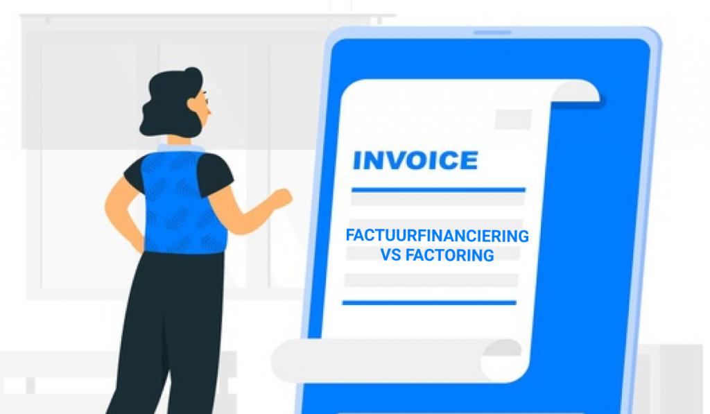 Factuurfinanciering vs. Factoring